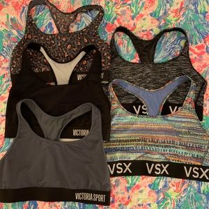 Victoria's Secret Sport - Sports Bra Bundle (5)